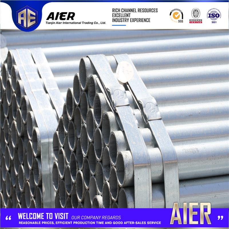 Brand new construction thermal lancing steel tube with high quality