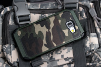 New Hybrid TPU+PC Armor Combo Case Camouflage phone Back cover for samsung galaxy A9 Shockproof