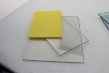 China manufacture on stock solid polycarbonate sheet