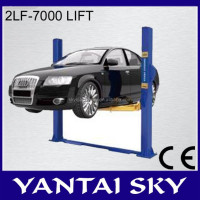 New china products for sale 2LF-7000 horizontal hydraulic jacks used motorcycles for sale car-lift