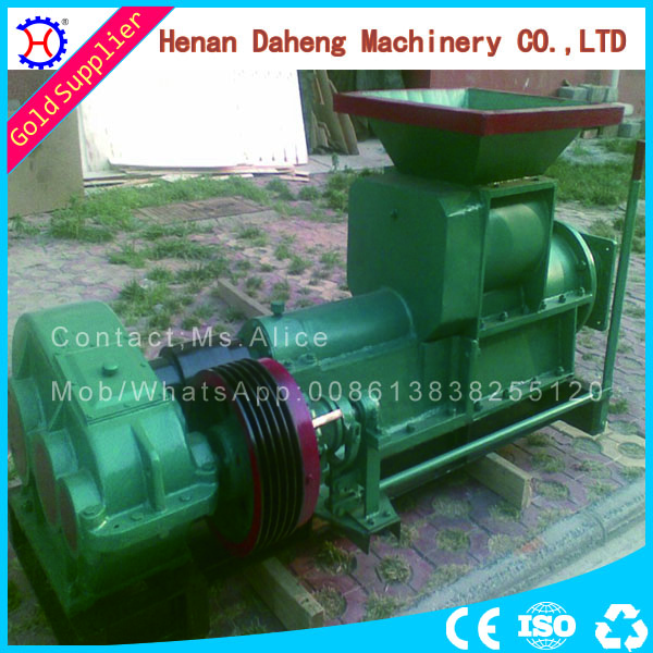 Smokeless Coal Sticks Extruding Machine price