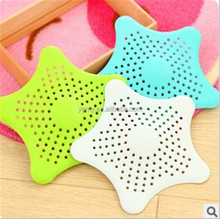 Colorful Silicone Kitchen Sink Filter Sewer Drain Shower Drain Hair Colanders Strainer Filter Bathroom Floor Drain
