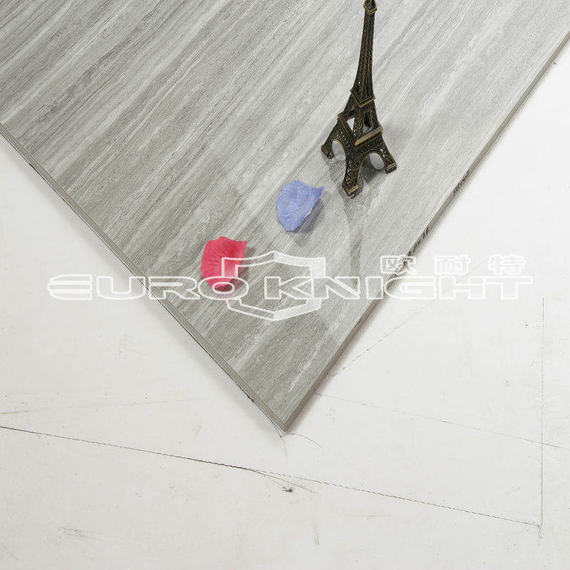 competitive promotion aluminum zinc steel roofing porcelain tile OEM house decaration