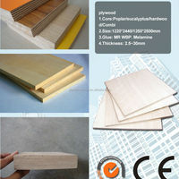 Hot Sale Plywood Film Faced Plywood