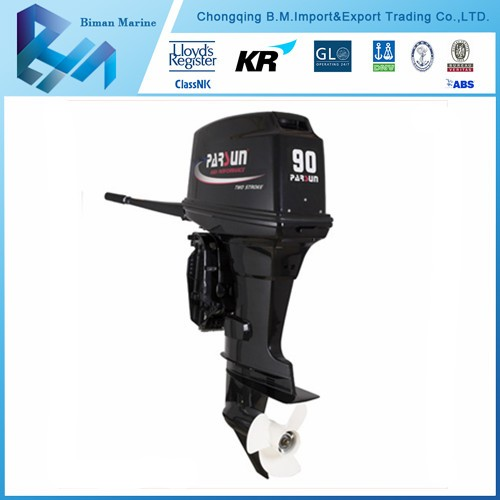 Quick to start and good acceleration outboard parts