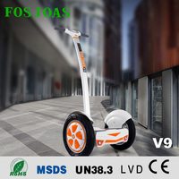 Fosjoas V9 Airwheel S3 New style off road golf cart electric auto balance car