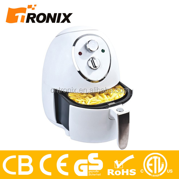 2017 CE,GS,RoHS and ETL 3.2L Oil free Air deep fryer