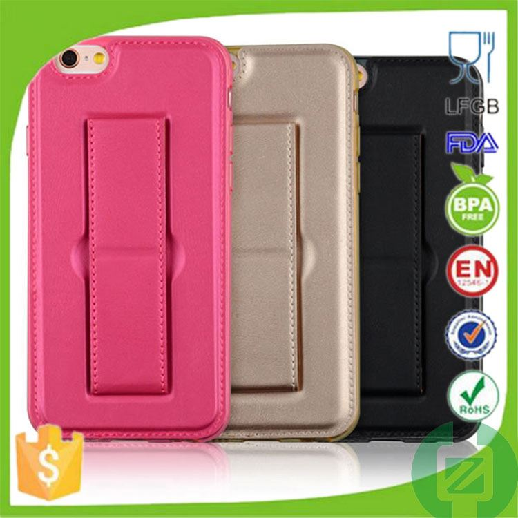 new products leather phone case for huawei air blower