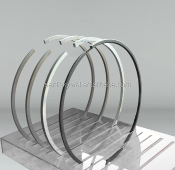 Piston Rings fit for WARTSILA 8ZAL40S engines