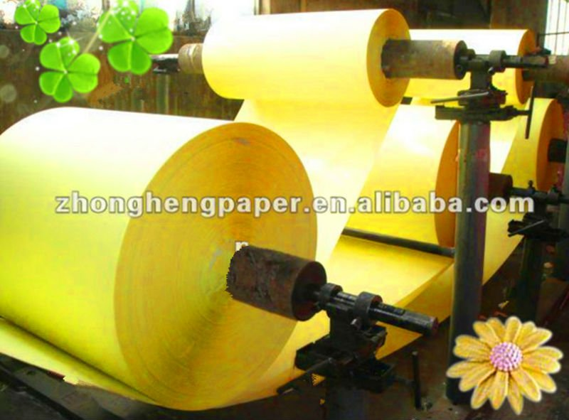 carbonless ncr paper roll