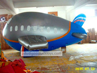 helium blimp shape balloon helium balloon /inflatable blimp for sale