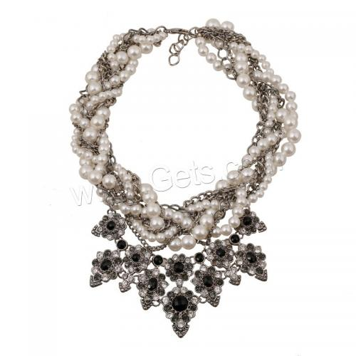 latest design necklace all types of plastic abs pearl beads string For necklace 1018728