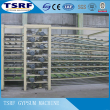 paper faced gypsum board making machine/equipment
