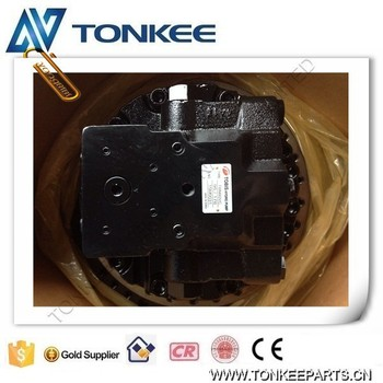 TM40VC travel device TBM40VC TOBIS travel motor R210-3 final drive for HYUNDAI