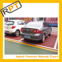 Roadphalt Durable color asphalt cold mix for car parks