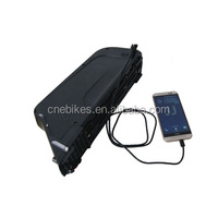 36v lithium battery pack electric bike battery for ebike
