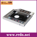 12.7mmSATA to SATA Optical Bay 2nd SSD HDD Caddy model:TITH5B