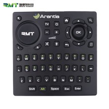 Factory price FM4 Universal tv remote control 2.4GHz wireless airmouse keyboard for android tv