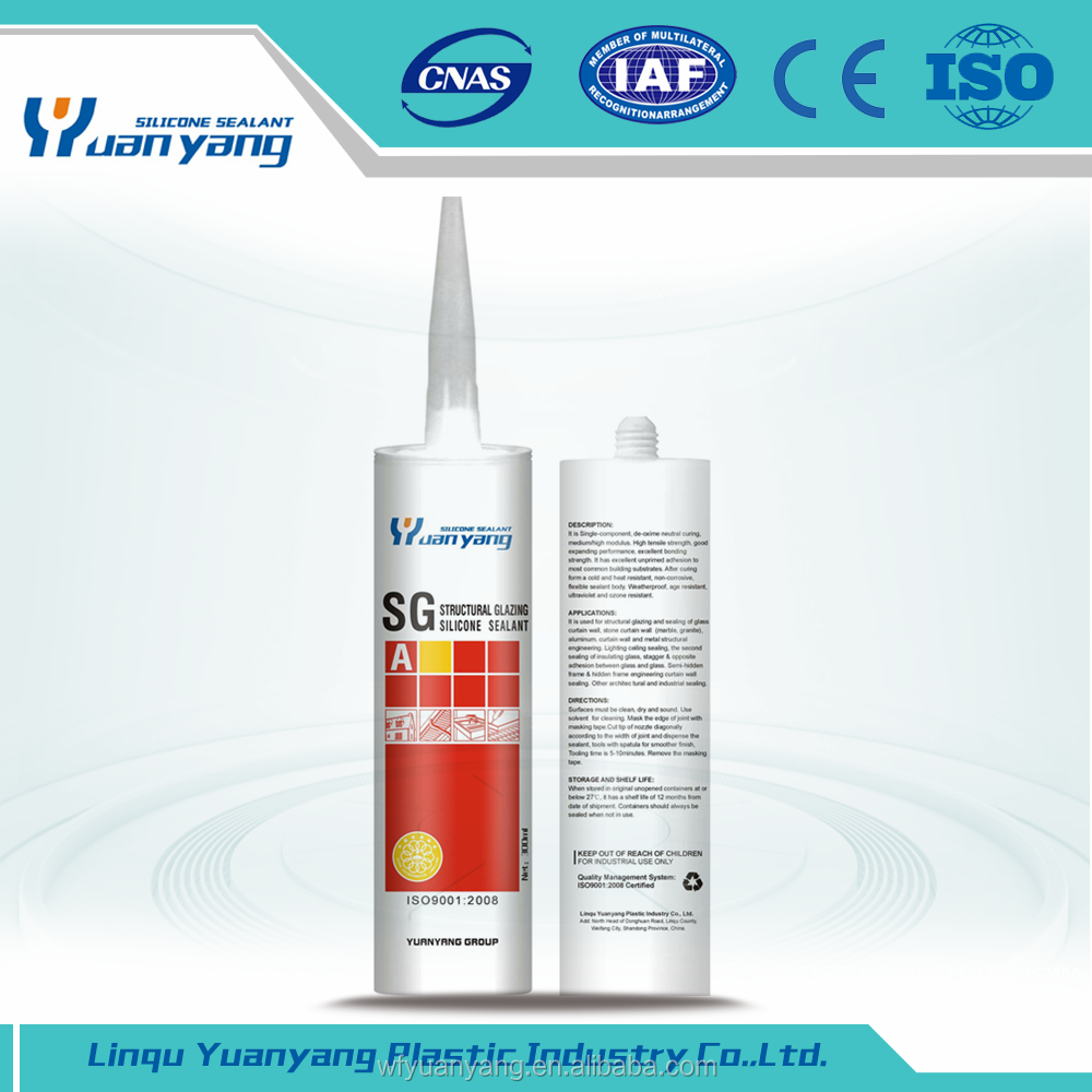 Silicone Concrete Joint Sealant High Quality Caulking Sealant