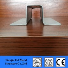 galvanized steel roof truss metal furring channel for meal building materials