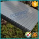 Garden Supplies four wall hollow polycarbonate Shade awning sheet polycarbonate roofing
