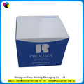 Wholesale packaging box cosmetic