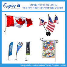Wholesale Promotional Hot Selling country flag,beach flag