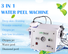 3 in 1 o2 facial jet skin beauty and clean appliance
