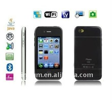 the cheapest 3.5inch Q5 Wifi Analog TV Dual Cards Touch Screen Cell Phone