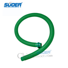 Green Color Corrugated Drain Pipe for Washing Machine