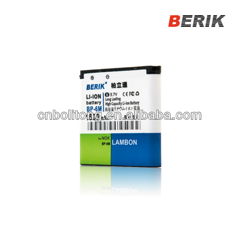 BERIK Mobile Phone Battery Of BP-6M
