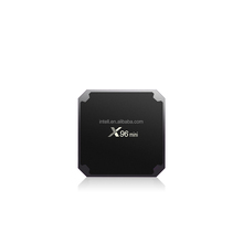 X96 mini Android 7.1 Smart TV BOX 2GB 16GB 1GB 8GB Amlogic S905W Quad Core 4K 30tps WiFi 2.4GHz X96mini Set-top box