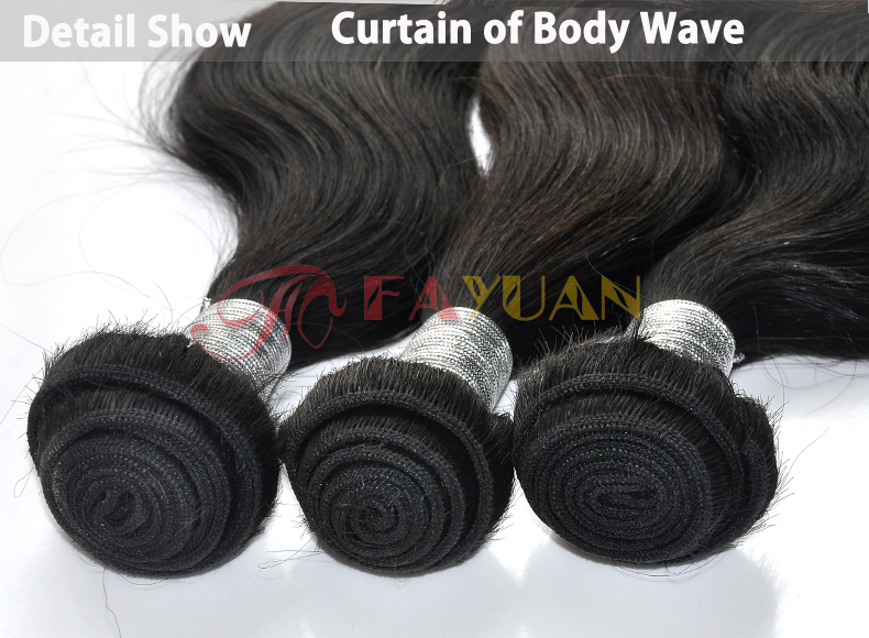 2012 Perfect fashion Beautiful collection cheap wholesale brazilian body wave hair