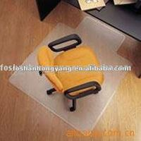 protect hard floor chair mat