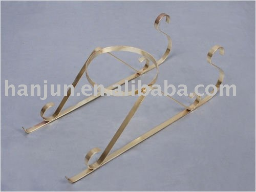 Metal flower stand/ wire stand for Flower pot
