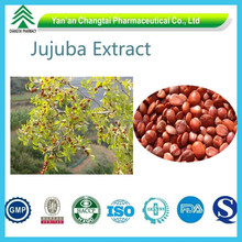 GMP manufacturer supply pure natural Jujuba extract / Seed of Zizyphus jujuba Mill