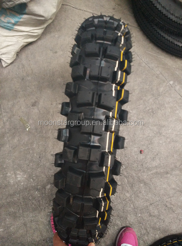 motorcycle tire 120/100-18 motocross used motorcycle export