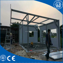 Prefabricated modular T house for accommodation