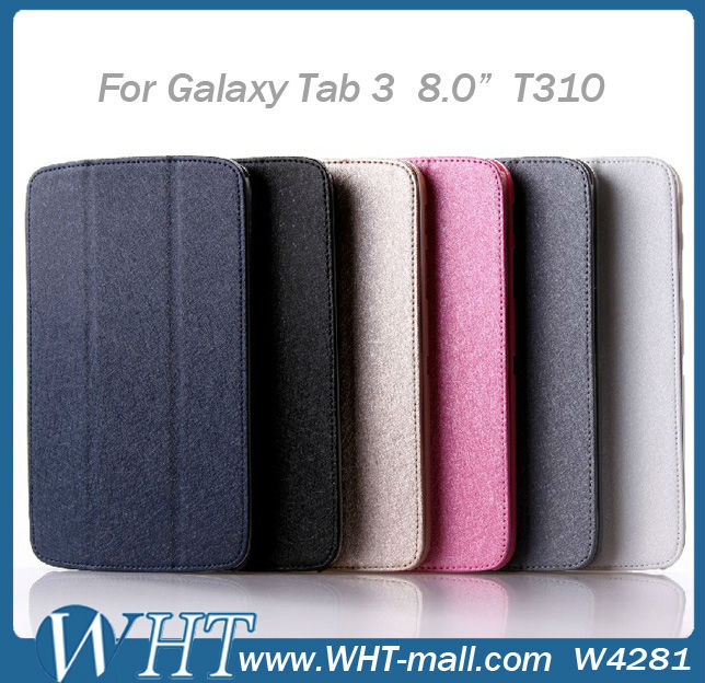 For Samsung Galaxy Tab3 8.0 T310 Leather Case