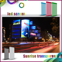 New products transparency P31.25 led display high definition best quality