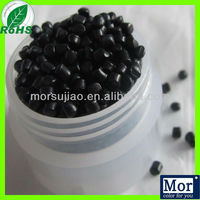 Black masterbatch pp virgin resin for plastic blow molding/ injection