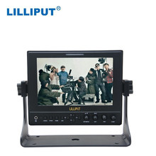 Lilliput 4K Camera Monitor 3G-SDI Input 1280* 800 Physical Resolution for Broadcast Field Monitor