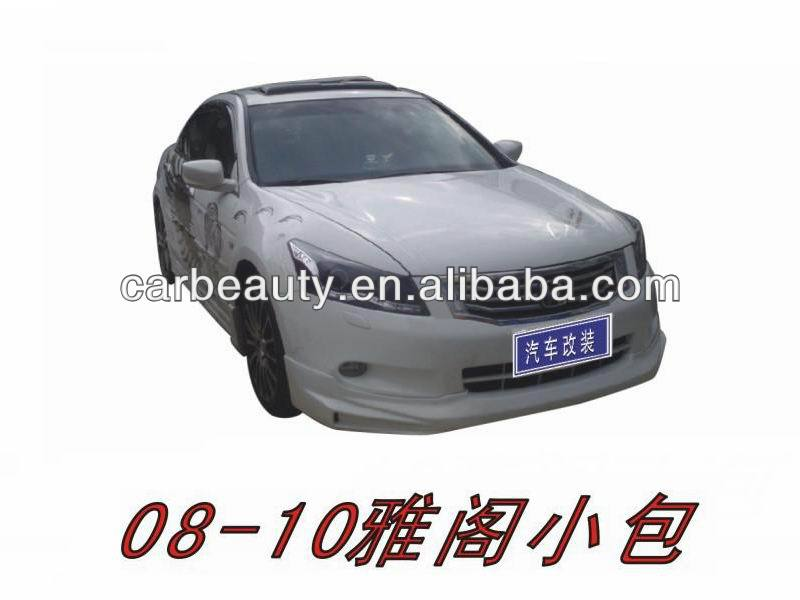 HDB113 Car Small Bodykit for HONDA ACCORD 2008-2010 PP (4 PCS)