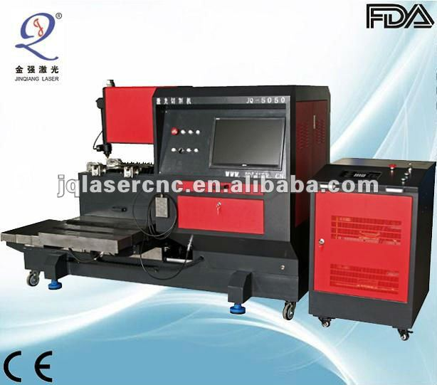 YAG 500W laser source, metal cutter