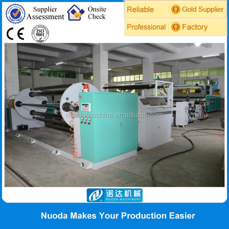 hot saling polyethylene bags extrusion and coating machine