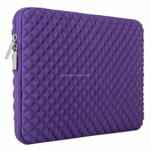 Diamond Foam Waterproof Neoprene Laptop Bag With Small Case