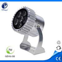 outdoor 7W spotlight 12v 300lm g4 led led garden light