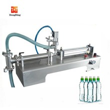3000 ml one time filling machine/oil filling machine