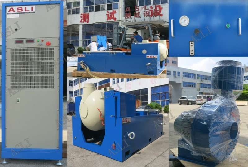 Electro-Dynamic Air Cooled Electromagnetic Equipment
