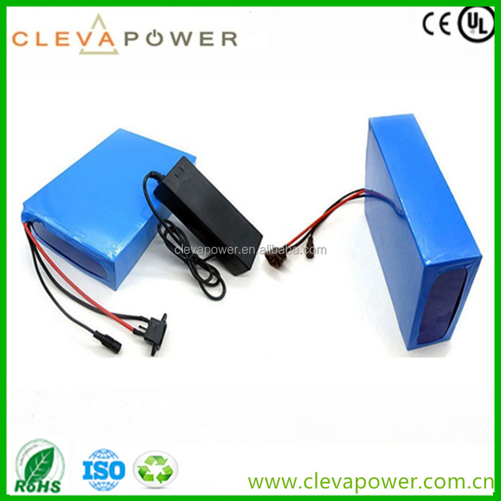 hot sale electric vehicle 60v 20ah lifepo4 battery pack with safety shipping